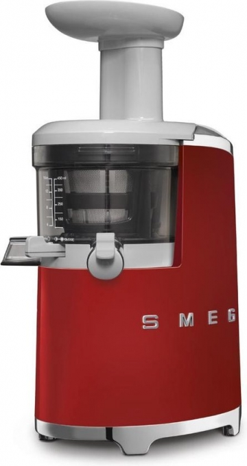Smeg slowjuicer SJF01RDEU - Review Test