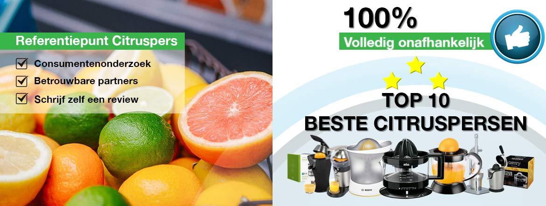 Beste citruspers