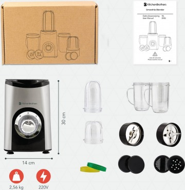KitchenBrothers Blender onderdelen