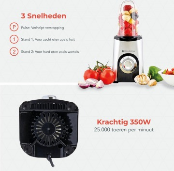 KitchenBrothers Blender review