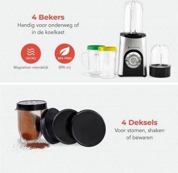KitchenBrothers Blender test